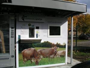 Mlekomat Trnovo